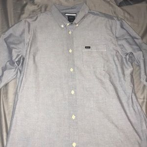RVCA long sleeve (brand new) no tags. Slim fit